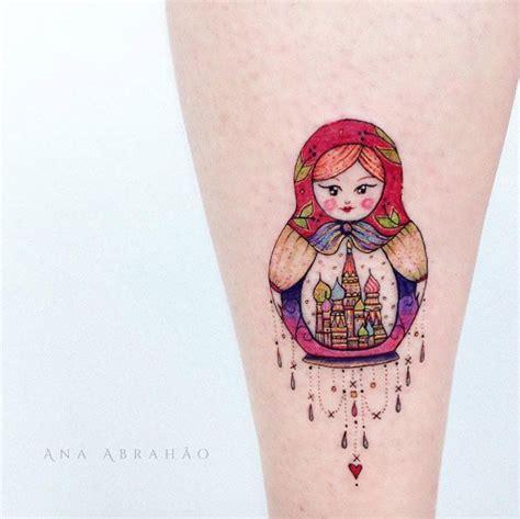 babushka doll tattoo designs best 25 russian doll ideas on doll