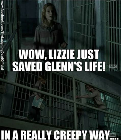 Walking Dead Memes Season 4 - 30 best images about lizzie and mika samuels on pinterest
