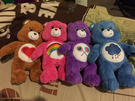 Where Can I Buy A Build A Bear Gift Card - build a bear carebears by angelicorexx on deviantart