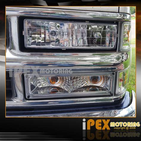 1998 chevy silverado lights 1994 1998 chevy silverado tahoe 10pcs chrome light