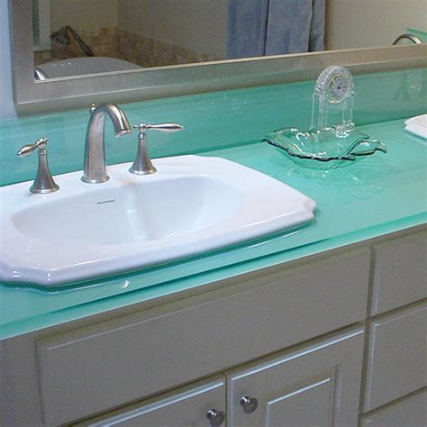 Glass Countertop Prices by Glass Countertops Showerdoorprices