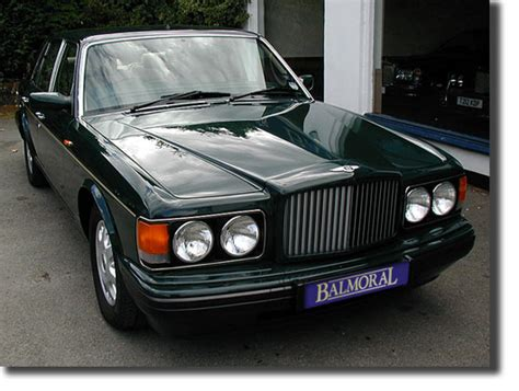 bentley brooklands 1997 bentley brooklands 1997