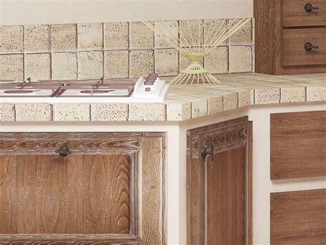 piastrellato rustico cucine muratura rustiche cucine classiche
