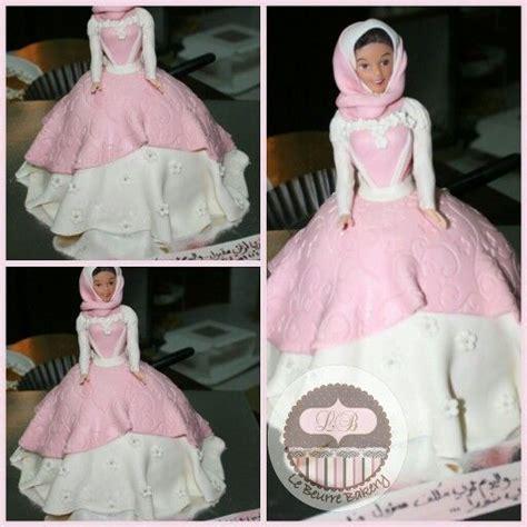 hijab doll pattern doll hijab cake le beurre bakery pinterest dolls