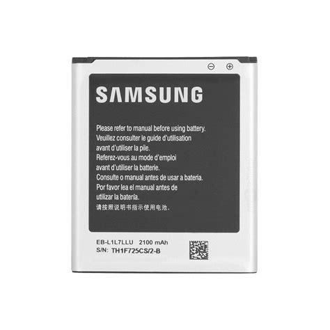 100 Original Samsung Battery Eb L1l7llu I9260 Galaxy Premier samsung battery eb l1l7llu for samsung galaxy premier i9260 galaxy express 2 g3815 price dice bg