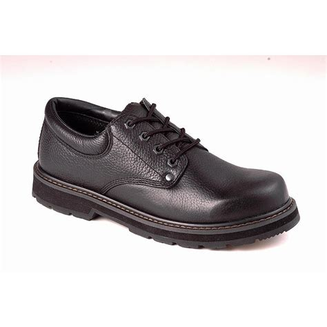 black oxford work shoes dr scholl s harrington s oxford work shoes black ebay