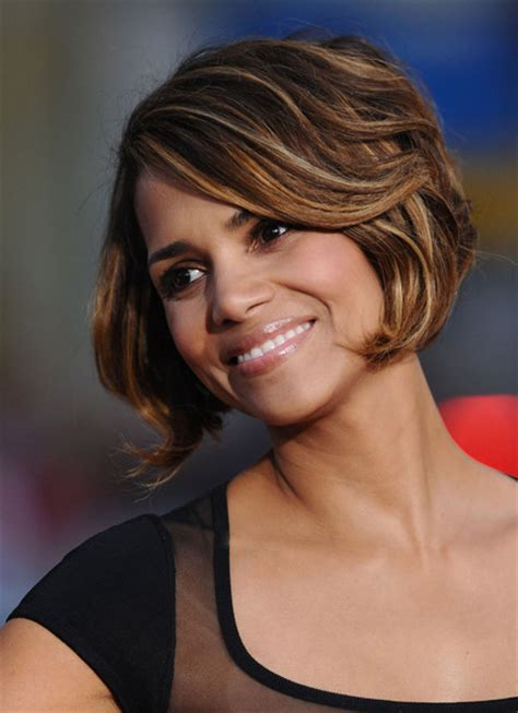 halle berry bob cut hairstyles more pics of halle berry bob 4 of 14 halle berry