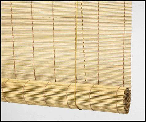 plastic bamboo patio blinds patios home decorating