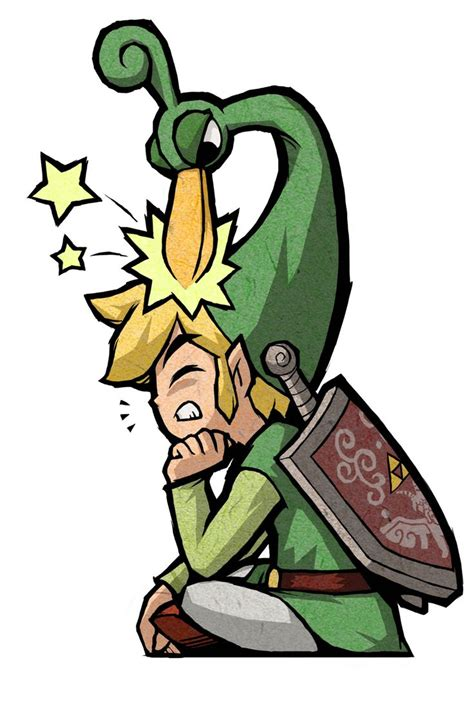 minish cap the legend of the minish cap link and ezlo