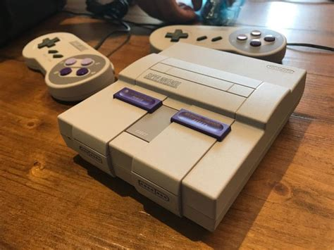 giveaway nintendo entertainment system nes classic edition dudeiwantthat this is your chance to win an snes classic cnet