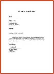 Academic Resignation Letter by How To Write A Resignation Letter Due Personal Reasons How To Write An Immediate Resignation