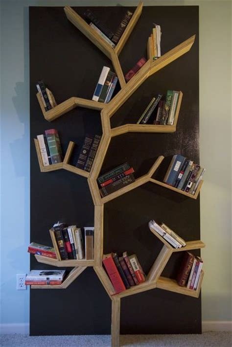 1000 ideas about tree bookshelf on tree shelf