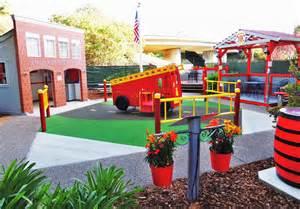 Children s hospital oakland family house firefighter playground