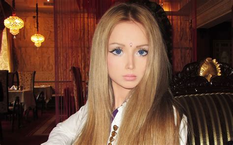 valeria lukyanova and valeria lukyanova a real life barbie doll beautiful