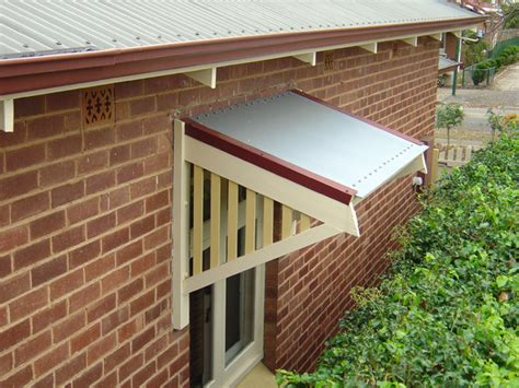 Window Canopy Treated Window Canopys Timber Awnings Ah002r