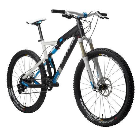 sospensioni lade mtb rockrider 740 s v2 b bici mtb ciclismo bici