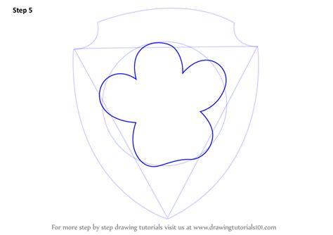 learn how to draw paw patrol badge paw patrol step by step drawing learn how to draw ryder badge from paw patrol paw patrol