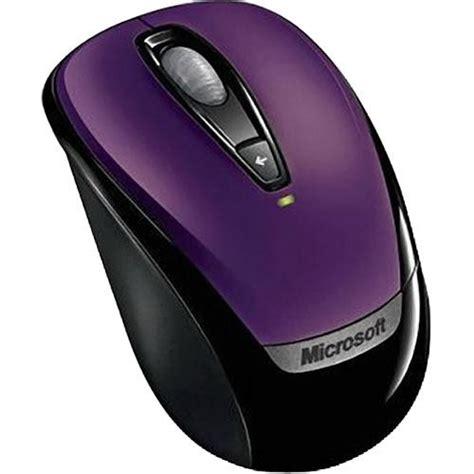microsoft wireless mobile mouse 3000 microsoft wireless mobile mouse 3000 purple 6ba00026 b h
