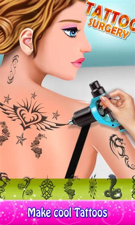 tattoo games free artist apk free for
