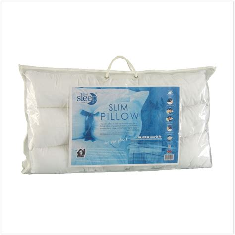 big pillow the good sleep expert sleep solutions and multi purpose slim pillow the good sleep expert sleep