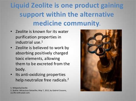 Heavy Metal Detox Side Effects Homeopathy by Benefits Of Heavy Metal Detoxification With Zeolite