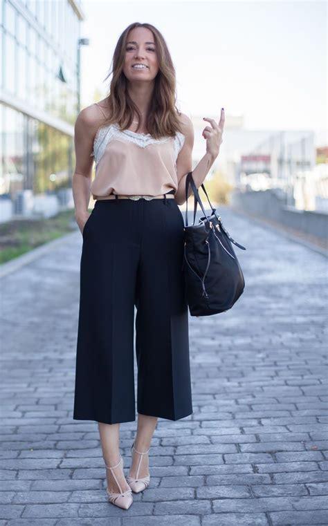 Kemeja Formal Zara 296 Blue pantalon culotte zara