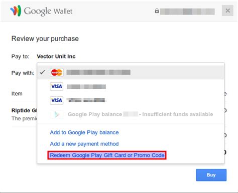 Google Play Gift Card Promo Code - paid apps redeem google checkout coupon on google play android enthusiasts stack