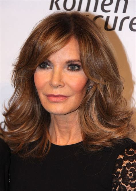 hairstyle pics for older women like jacklyn smith jaclyn smith photos susan g koman gala in dc jaclyn
