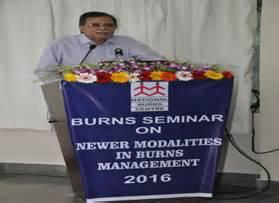 Cme C6057 B Kem Dano national burns centre a 50 beded burns hospital at airoli new mumbai
