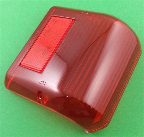 trailer tail light lens cover replacement bargman 34 86 711 86 series red clearance marker