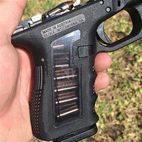 Modification Glock 17 by Glock Mod Windowed Glock Frame The Firearm Blogthe