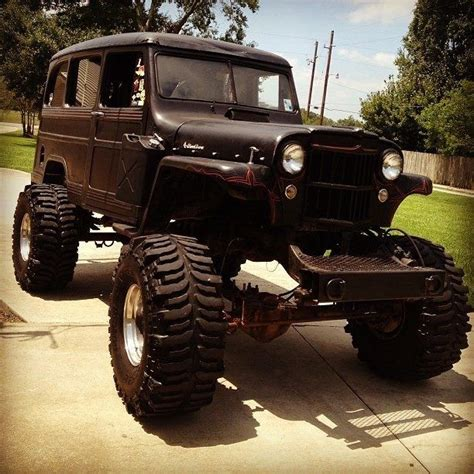 93 Best Images About Willys Wagons On Pinterest