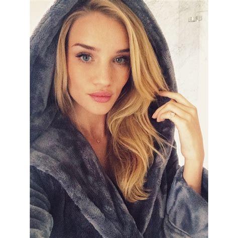 cama gallery instagram rosie huntington whiteley even looks stunning in a warm