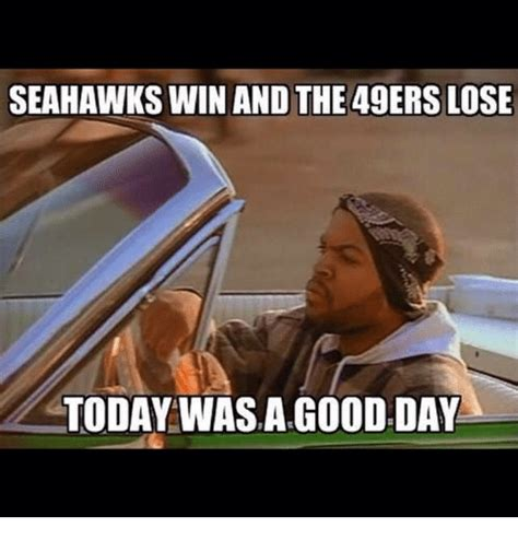 Seahawks Lose Meme - seahawks beat 49ers memes www imgkid com the image kid