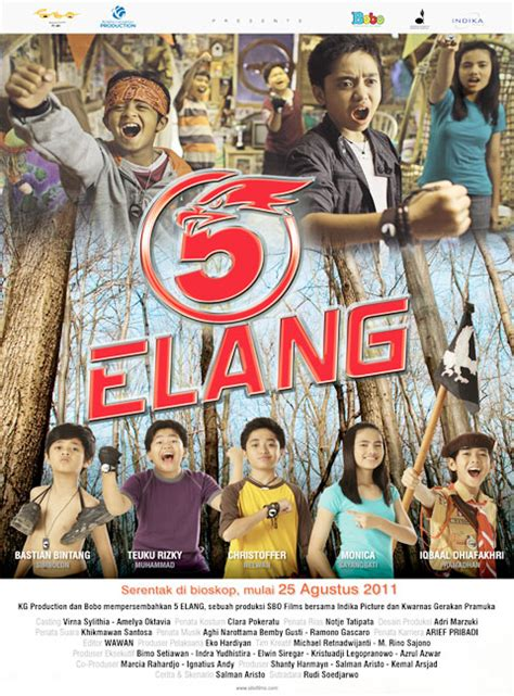 casting film layar lebar indonesia iqbaal dhiafakhri ramadhan film layar lebar quot lima elang quot