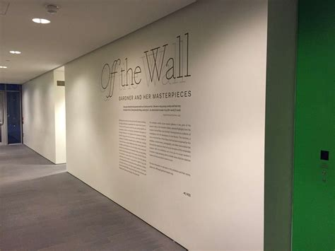 Mba Wall by Museum Wall Design Www Pixshark Images Galleries