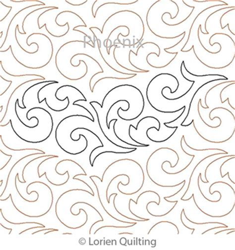 Lorien Quilting by Lorien Quilting Digitized Quilting Designs