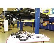 Air Ride Suspension System Install 1968 Chevrolet Impala Super Sport