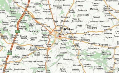 pavia maps pavia location guide