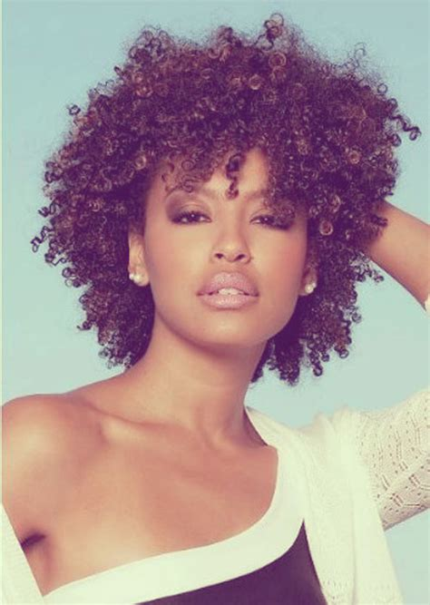 short natural kinky coily hairstyls from arfica for african hair beautiful short hairstyles for black women short