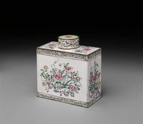 a tea caddy collection books tea caddy with lid v a search the collections