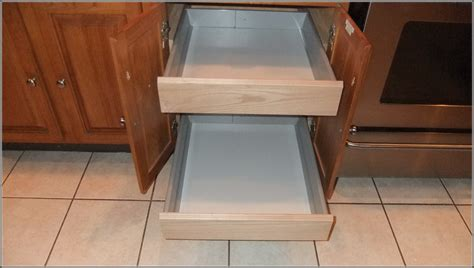 drawer slides for kitchen cabinets kitchen cabinet drawer slides self closing home design ideas