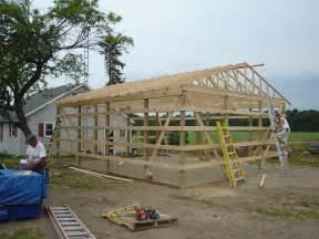 24x30 Pole Barn 24 X 30 Pole Barn Garage Hicksville Ohio