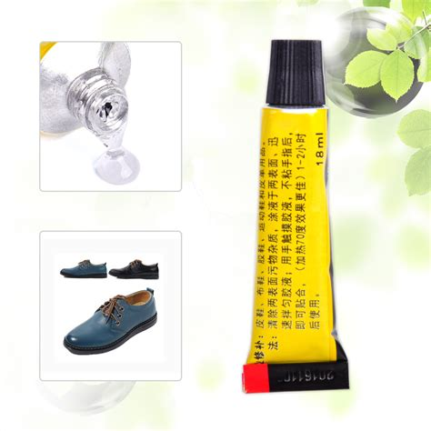 new glue repair shoe strong bond adhesive leather