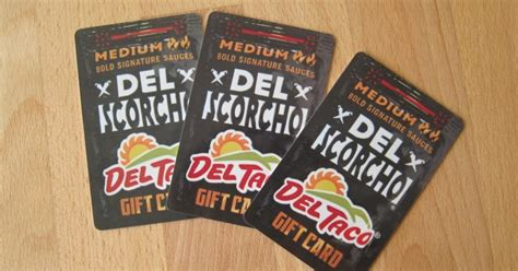 Taco Del Mar Gift Cards - giveaway drawing 5 del taco gift cards brand eating