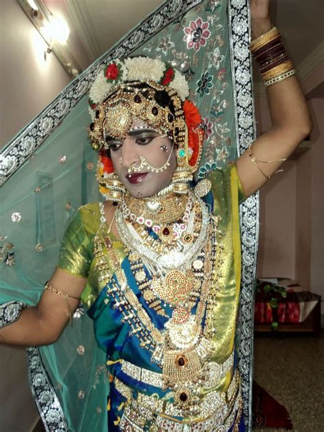 Cross Dresser Indian by Indiancrossdresser Manjulasri Indian Crossdresser