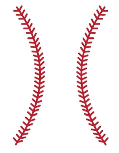 Baseball Stitches Wall Decals   WALLTAT.com Art Without