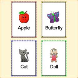 Flash Cards Kid Flash Cards For Children