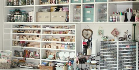 Space For Kitchen Island by Craft Room Organization Amp Storage Solutions