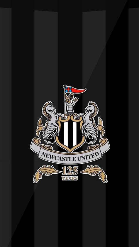 Newcastle United Crest Wallpaper new club crest wallpaper for your phones nufc